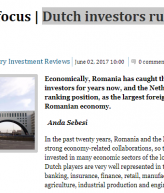 Dutch investors run before the wind