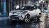 Toyota Hybrid:  Number 1 on the Romanian eco cars market