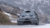 New Yaris WRC: TOYOTA GAZOO Racing set for Monte magic