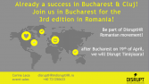 Call for speakers DisruptHR 2.0 Bucharest, April 19