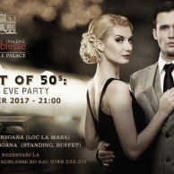 The best of 50s: New Year's Eve Party at Noblesse Palace