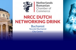 NRCC Networking Drink in Bucharest - June 2018