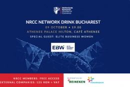 NRCC NETWORK DRINK BUCHAREST OCTOBER 2019