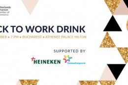 NRCC BACK-TO-WORK DRINK BUCHAREST SEPTEMBER 2020