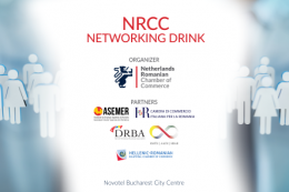 NRCC Back to Work Networking Drink in Bucharest