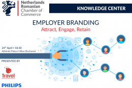 Employer branding:  Attract, Engage, Retain