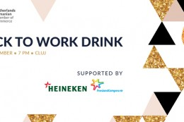 NRCC BACK TO WORK DRINK IN CLUJ 2020