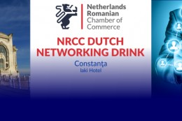 NRCC Dutch Networking Drink in Constanta - May 2018