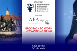 NRCC Back to Work Networking Drink in Cluj
