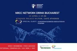 NRCC NETWORK DRINK BUCHAREST APRIL 2020