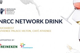 NRCC NETWORK DRINK BUCHAREST OCTOBER 2020