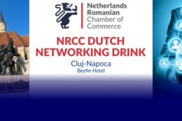 NRCC Dutch Networking Drink in Cluj - April 2018