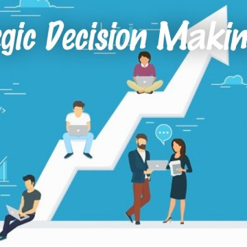Invitation survey Strategic Decision Making 2018 by MKOR