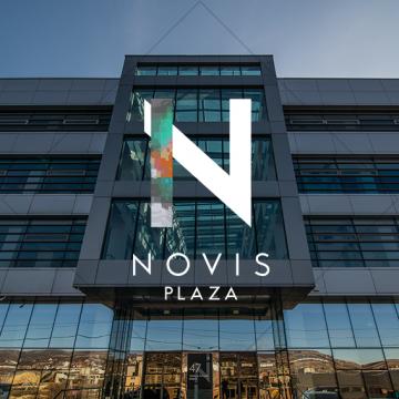 Novis Plaza - Class A office building in Cluj Napoca