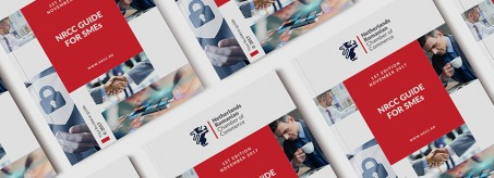 Promote you company in the 1st edition of the NRCC Guide for SMEs!