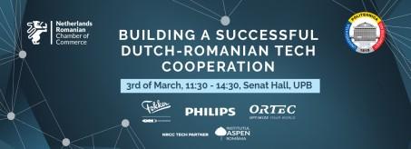 Building a successful Dutch – Romanian Tech Cooperation