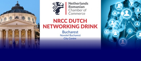 NRCC Networking Drink in Bucharest - May 2018