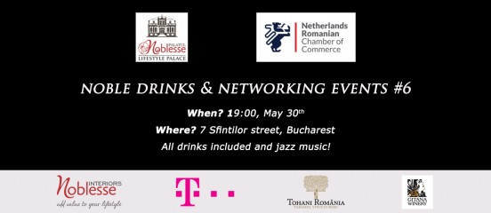 NRCC & Noblesse Noble Drinks & Networking Event