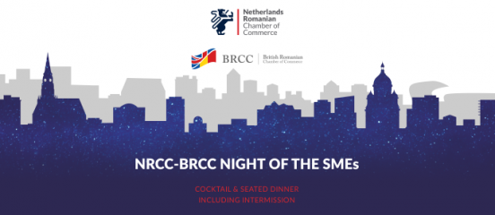 NRCC-BRCC Night of the SMEs in Cluj, 2nd edition