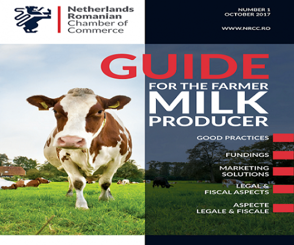 NRCC Farmer's Guide: the Milk Producers
