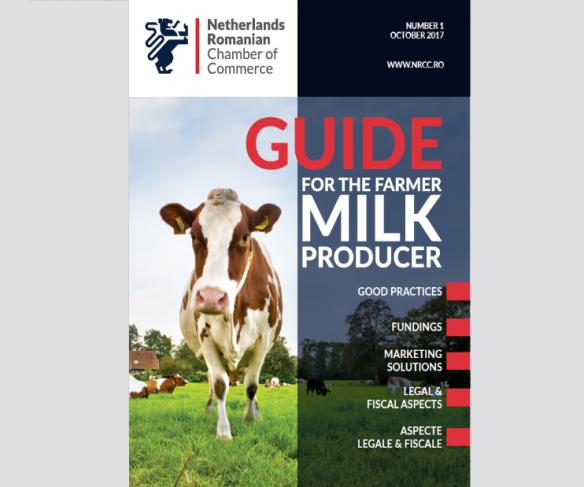NRCC Farmer's Guide: the Milk Producers