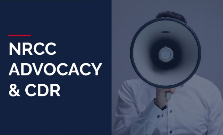 NRCC ADVOCACY & CDR