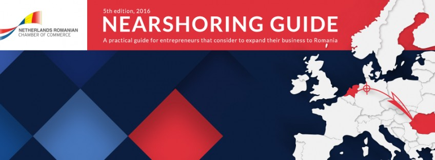 Promote your company in the NRCC Nearshoring Guide 2016, 5th edition
