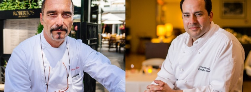 New Cooking Masterclass Series with Hilton Chefs Marco Magri & Franz Conde