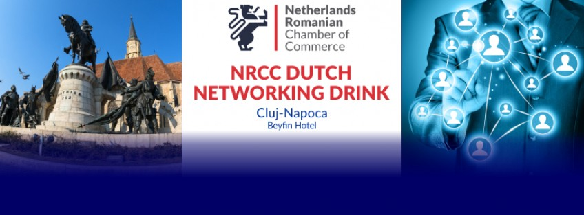 NRCC Dutch Networking Drink in Cluj - May