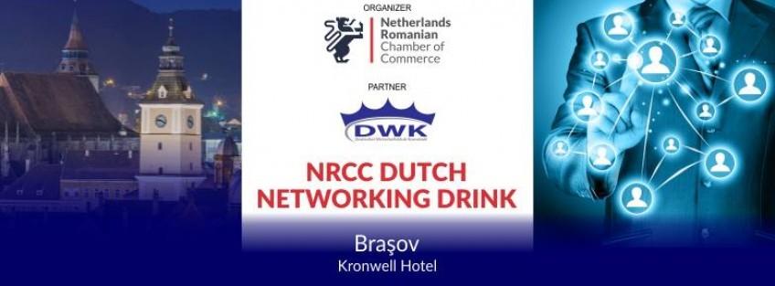 NRCC-DWK Networking Drink in Brasov - April 2018
