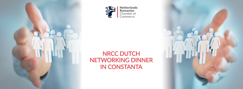 NRCC Dutch Networking Dinner in Constanta - May 2018