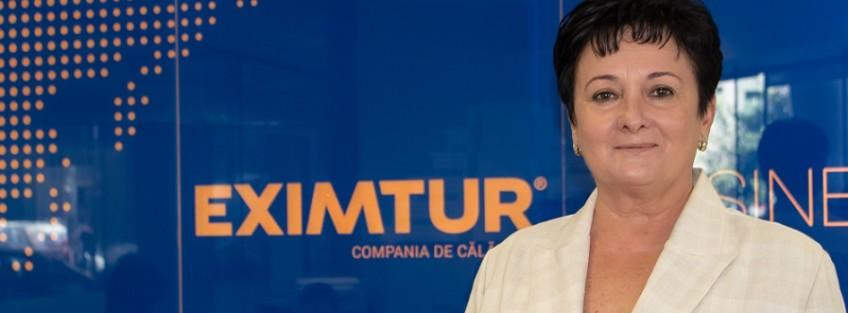NRCC Member in Spotlight - Interview- Lucia Nora Morariu- EXIMTUR