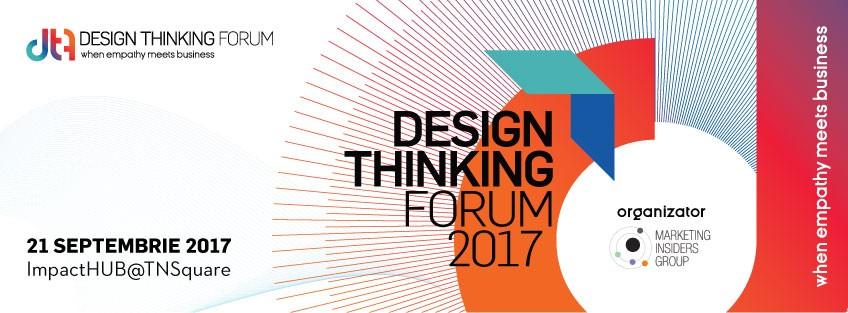 NRCC MEMBER INCENTIVE - 15% discount at Design Thinking Forum, 21.09