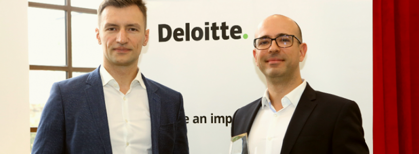 Tremend, for the 2nd year in a row  in Deloitte Technology Fast 50 CE ranking 