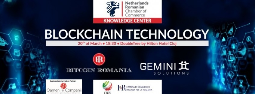 NRCC Knowledge Center Blockchain Technology Cluj March 2019
