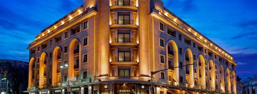 Athénée Palace Hilton Bucharest, Romania's Leading Hotel in 2016