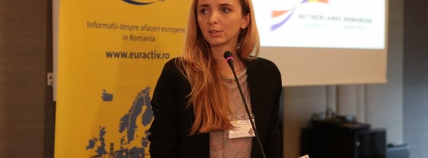An interview with Irina Zugravu