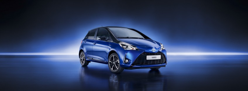 Toyota Yaris Hybrid launched in Romania