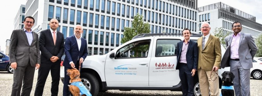 Business Lease supports Light into Europe