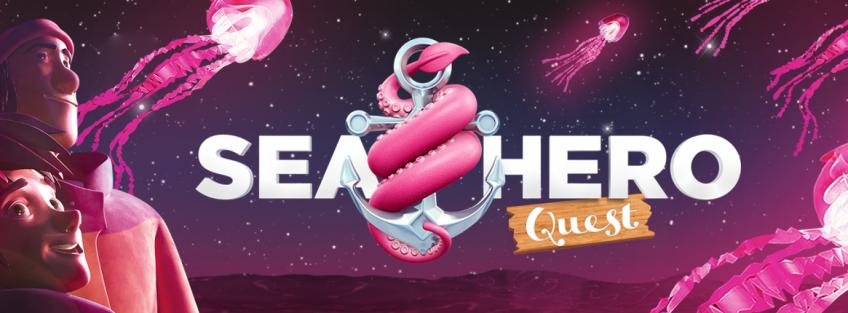 Deutsche Telekom presents innovative new mobile game 'Sea Hero Quest'