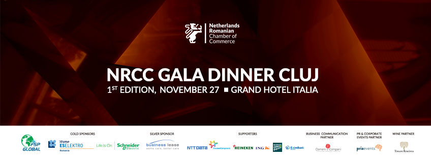 NRCC GALA DINNER CLUJ