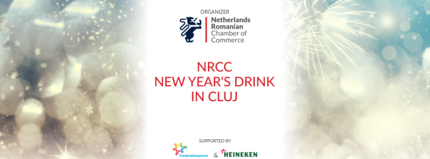 NRCC New Year's Drink in Cluj, 2018