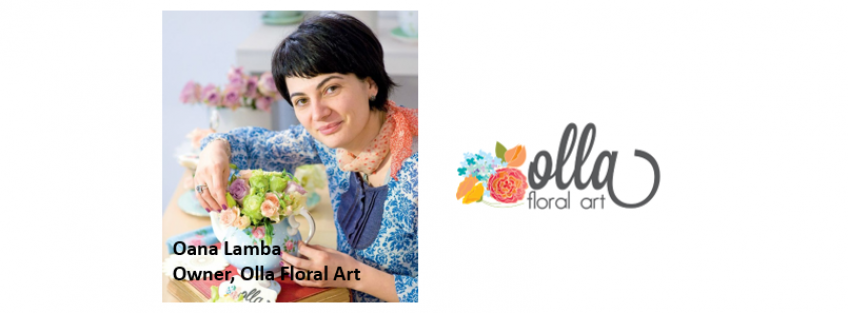 NRCC Member in Spotlight - Olla Floral Art