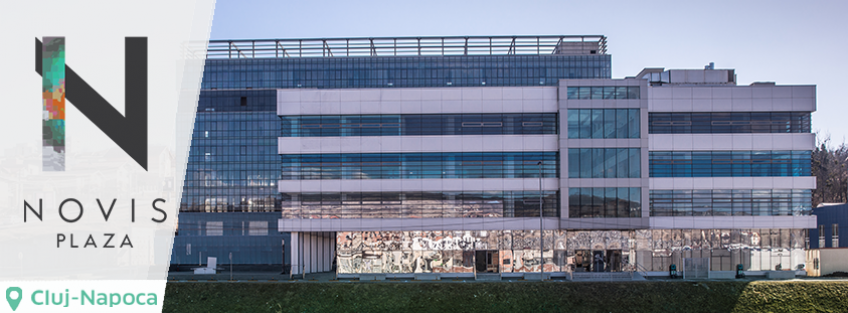Novis Plaza - Class A office building in Cluj Napoca