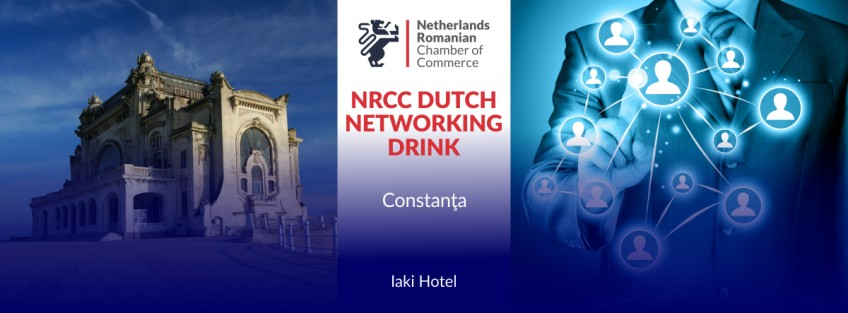 NRCC Dutch Networking Drink in Constanta - May