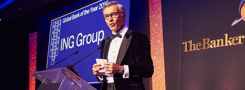 ING named Global Bank of the Year