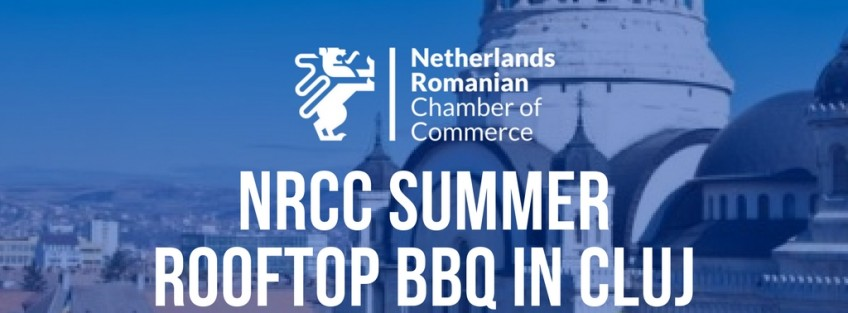 NRCC Summer Rooftop BBQ in Cluj