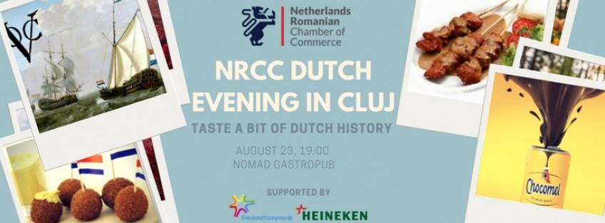 NRCC DUTCH EVENING IN CLUJ
