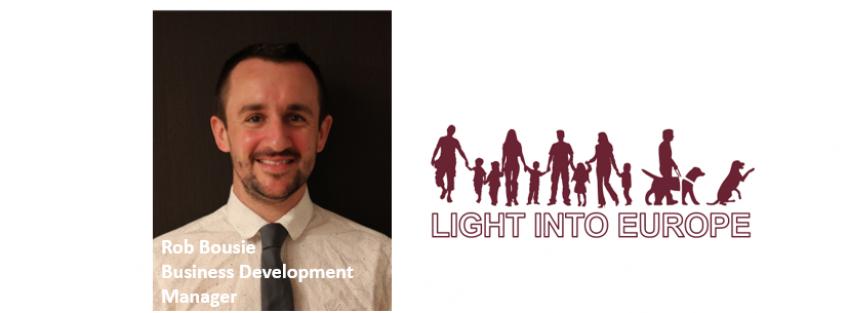 NRCC Member in Spotlight - Light Into Europe