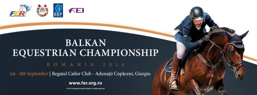 Tudor Communication organizes & promotes The Jumping Balkan Championship, 1-4 September